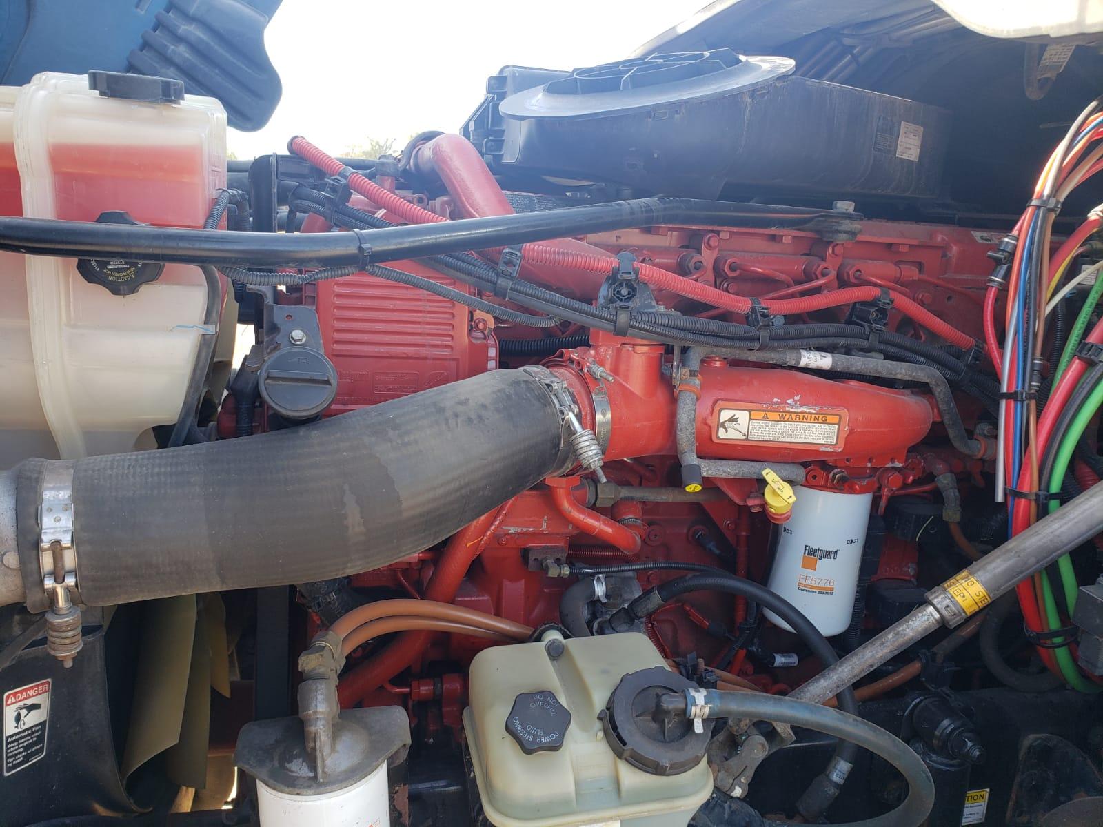 CASCADIA 2012 ENGINE ISX